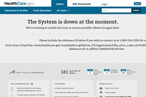 The Obamacare exchanges: 5 opening-day tales