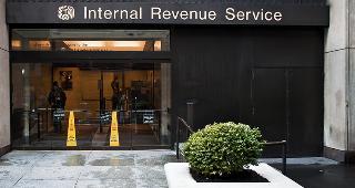 IRS building © Andrew F. Kazmierski/Shutterstock.com