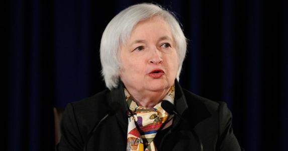 Janet Yellen © Bao Dandan/Xinhua Press/Corbis