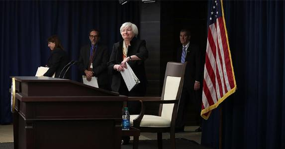 Janet Yellen | Alex Wong/Getty Images