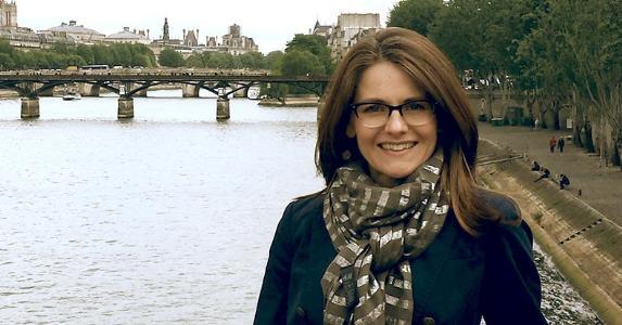 Jeanenne Tornatore, Senior Editor of Orbitz   Photo courtesy of Jeaennenne Tornatore