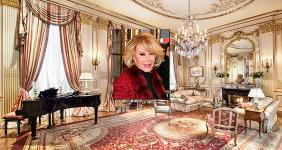 Joan Rivers' NYC penthouse for sale