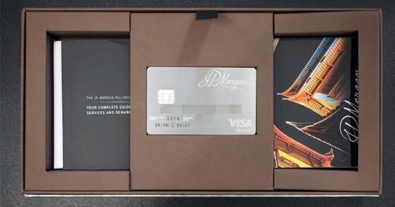 JP Morgan Releases no limit Palladium Credit Card  |Palladium Credit Card Requirements