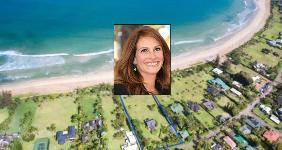 Julia Roberts' Hawaii estate for sale