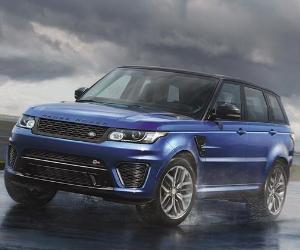 Land Rover Range Rover Sport © Land Rover
