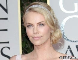 Charlize Theron: Banking on a break