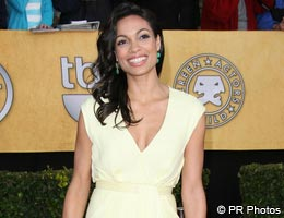Rosario Dawson: She stoops to conquer