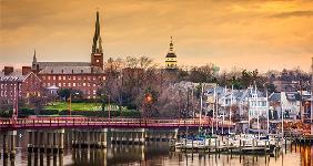 Maryland sunset   Sean Pavone/Shutterstock.com