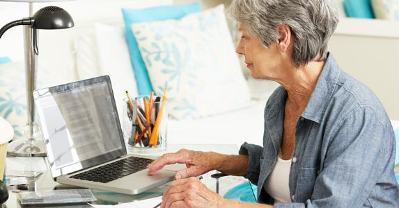Mature Women On Computers 17