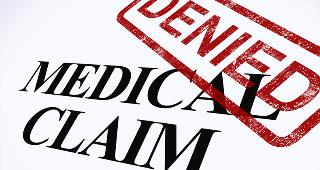 Medical claim denied © Stuart Miles/Shutterstock.com