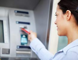 Find no-fee ATMs