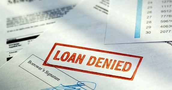 Mortgage loan application denied | iStock.com