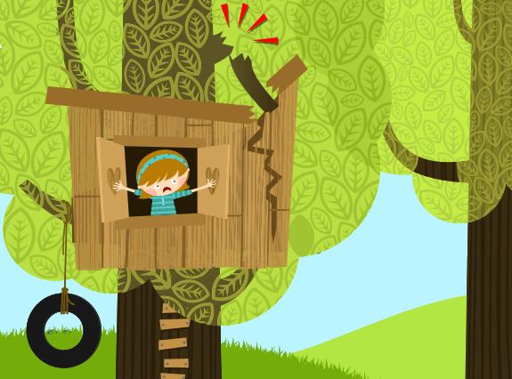 Treehouse © iStock