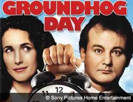 'Groundhog Day' (1993)