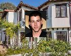Nick Jonas: Allen Berezovsky/Getty Images; House: Redfin