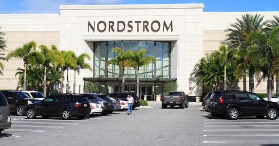 Nordstrom store exterior © iStock
