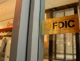 Look for FDIC insurance