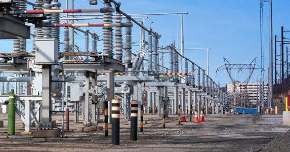 Power grid © iStock