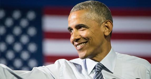 President Barack Obama | Evan El-Amin/Shutterstock.com