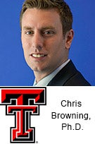 Chris Browning, Ph.D., Texas Tech University