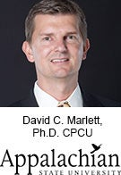 David C. Marlett, Ph.D. CPCU