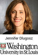 Jennifer Dlugosz, Washington University