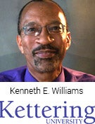 Kenneth E. Williams, Kettering University