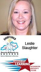 Leslie Slaughter