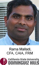 Rama Malladi, CFA, CAIA, FRM