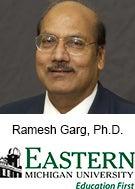Ramesh Garg, Ph.D.