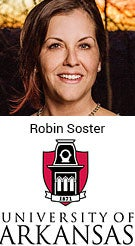 Robin Soster, University of Arkansas