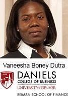 Vaneesha Boney Dutra