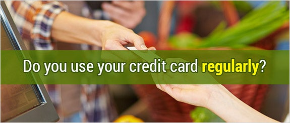 Do you use your credit card regularly?  © Robert Kneschke/Shutterstock.com