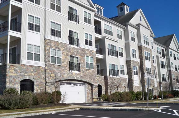 A new, two-bedroom condo in Glen Mills.