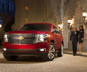 Chevrolet Tahoe © General Motors