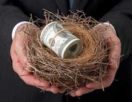 Simplified employee pension plan, or SEP
