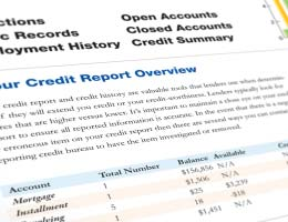 Step 1: Pull your other credit reports