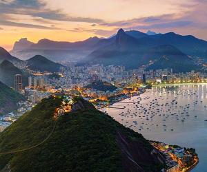 Rio de Janeiro, Brazil | Anna Gibiskys/Getty Images