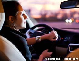 Adjust your driving habits
