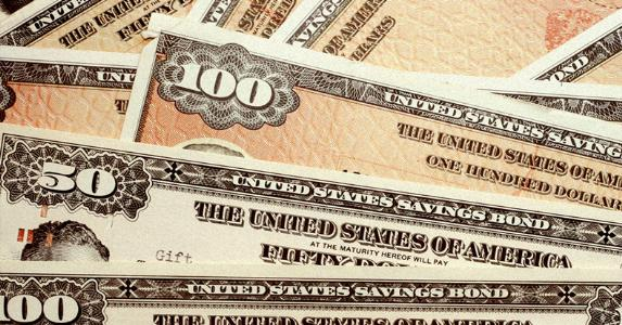Savings bonds © iStock