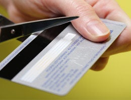 Living off the credit grid