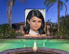 Selena Gomez: © Joe Stevens/Retna Ltd/Retna Ltd./Corbis; House: Realtor.com