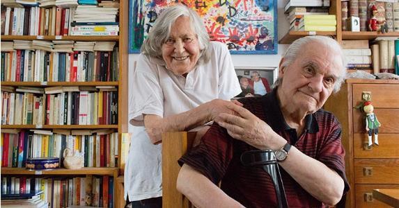 Seniors in their home | Mondadori Portfolio/Getty Images