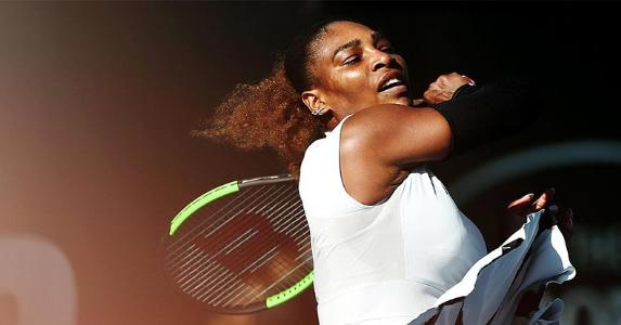 Serena Williams | Anthony Au-Yeung/Getty Images