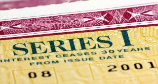Series I savings bond © larry1235/Shutterstock.com