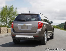 chevy equinox gas mileage autos weblog. Black Bedroom Furniture Sets. Home Design Ideas
