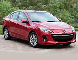 Mazda3 i SV