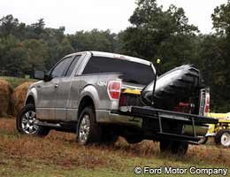 Ford F-150 SuperCrew FX2