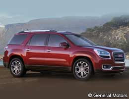 GMC Acadia SLT2