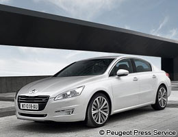 Peugeot 508 RXH